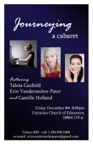 Cabaret handbill